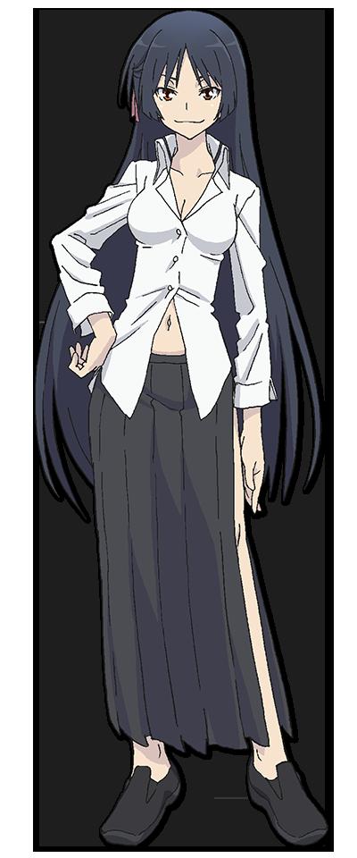 K Anime Characters Wikipedia : Image akio fudo anime character full body trinity