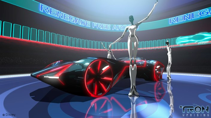 Classic Car Transport >> Light Roadster   Tron Wiki   FANDOM powered by Wikia