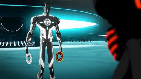"""Scars"" Preview - TRON Uprising - Comic-Con 2012 - Disney XD Official"