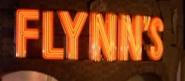 FLYNN'S Sign