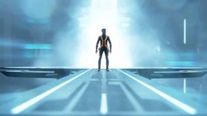 Clu at Portal