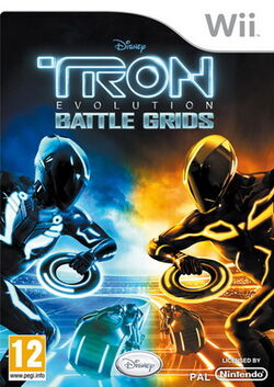 Tron Evolution - Battle Grids 2