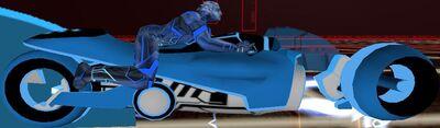 Super lightcycle
