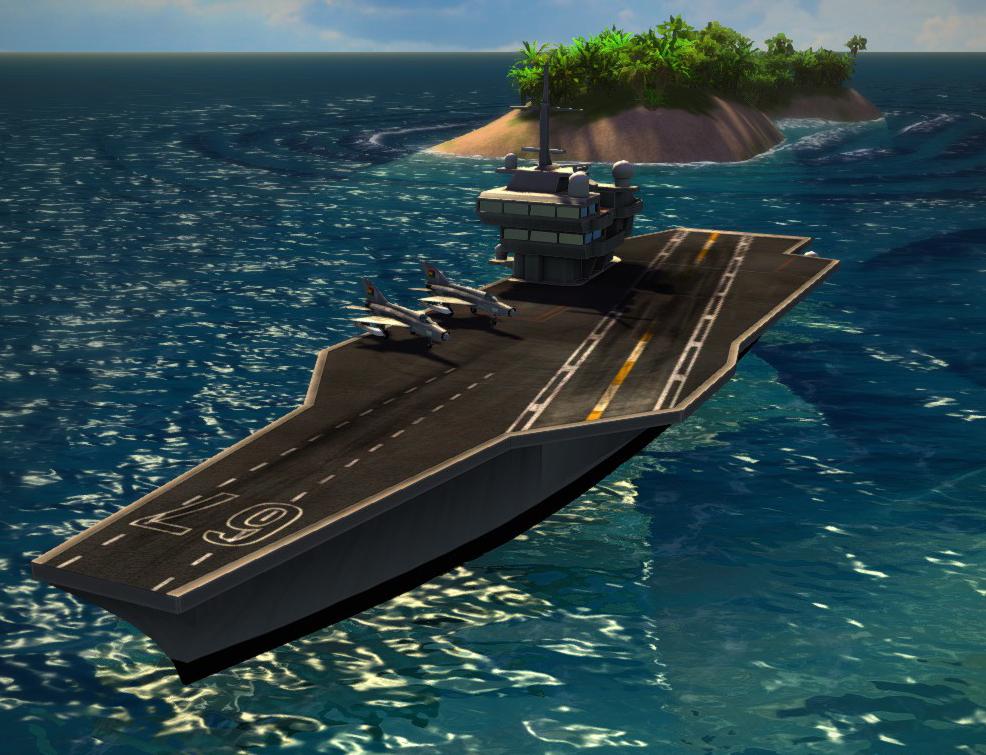 Aircraft Carrier   Tropico Wiki   Fandom powered by Wikia