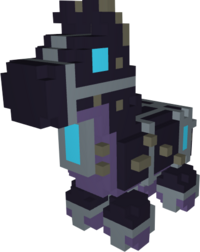 Shadow Pinata Model