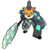 Lunar Lancer level 20
