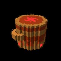 Fire Gem Dust Box