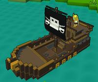 Boat SS Blocksides