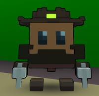 Gunslinger qubesly