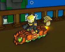 Battle Catterpillar