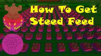 Trove How To Get Steed Feed