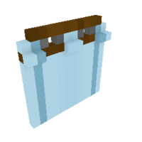 Frosty Banner - Top
