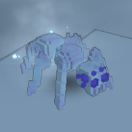 Crystal Spider ingame