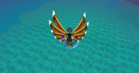 Wings of Unexpected Ascension ingame