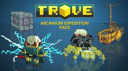 Arcanium Expedition Pack