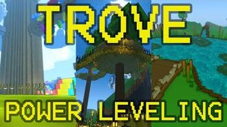 ◥Trove◤ POWER LEVELING GUIDE BOSS RUSH TUTORIAL (Medieval Highlands)
