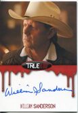 Card-Auto-t-William Sanderson