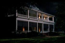 Bill's mansion