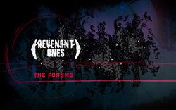 Revenant-ones