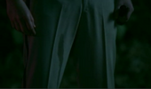 Trooper pees in pants