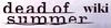 Wiki-wordmark DOS