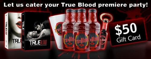 Trueblood giveaway