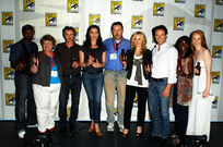 True blood comic com cast group