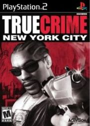 True crime NYC ps2