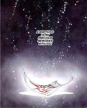 Tsubasa epilogue feather