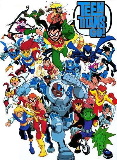 It All Teen Titans When 97