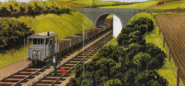 JamestheRedEngineandtheTroublesomeTrucks4