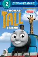 Thomas'TallFriend(StepIntoReadingbook)