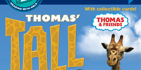 Thomas' Tall Friend (Step Into Reading book)