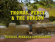 Thomas,PercyandtheDragonFinnishtitlecard