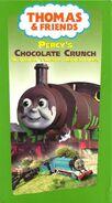 Percy'sChocolateCrunchandOtherThomasAdventuresVHScover