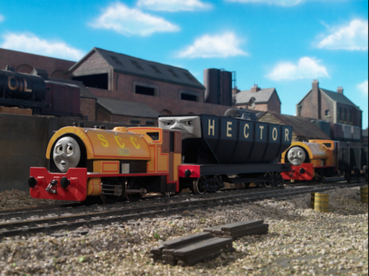 Image Hectorthehorrid Jpg Thomas The Tank Engine Wikia