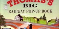 Thomas's Big Railway Pop-Up Book