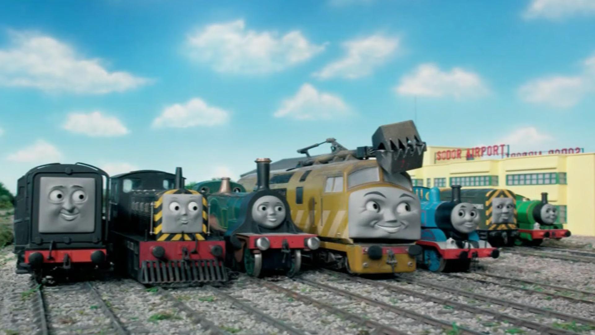 Together Thomas The Tank Engine Wikia Fandom Powered