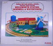LionelWellsworth,WindmillandWatertower