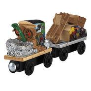 WoodenRailwayScrapMonster