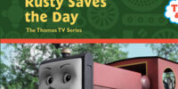 Rusty Saves the Day (book)