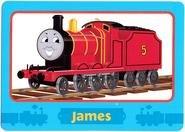 JamesTradingCard