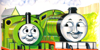 Percy and the Brake Van