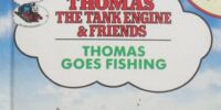 Thomas Goes Fishing (Buzz Book)