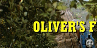 Oliver's Find