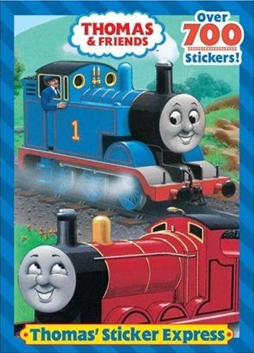 Thomas Sticker Express Thomas The Tank Engine Wikia