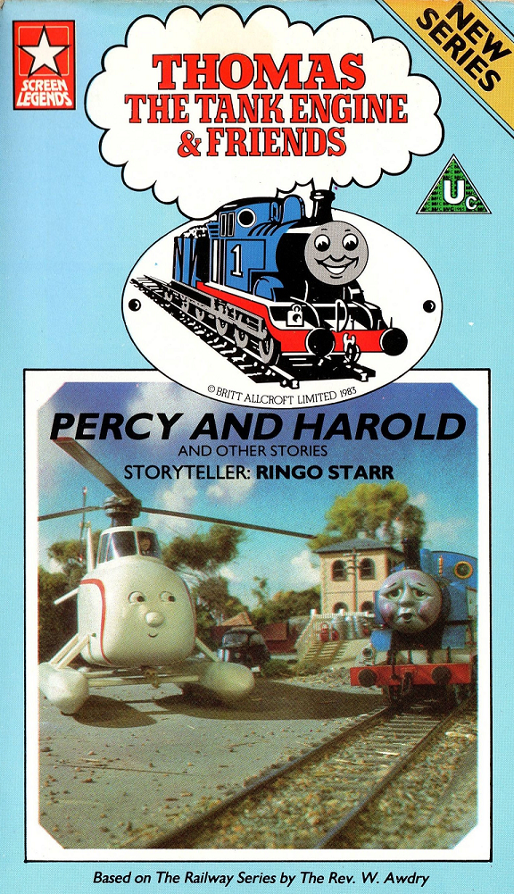 percy and harold and other stories thomas the tank engine wikia fandom powered by wikia. Black Bedroom Furniture Sets. Home Design Ideas