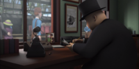 Sir Topham Hatt's Office