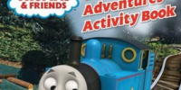 Thomas' Adventures Activity Book
