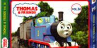 Thomas and Friends - Volume 36 (Thai DVD)